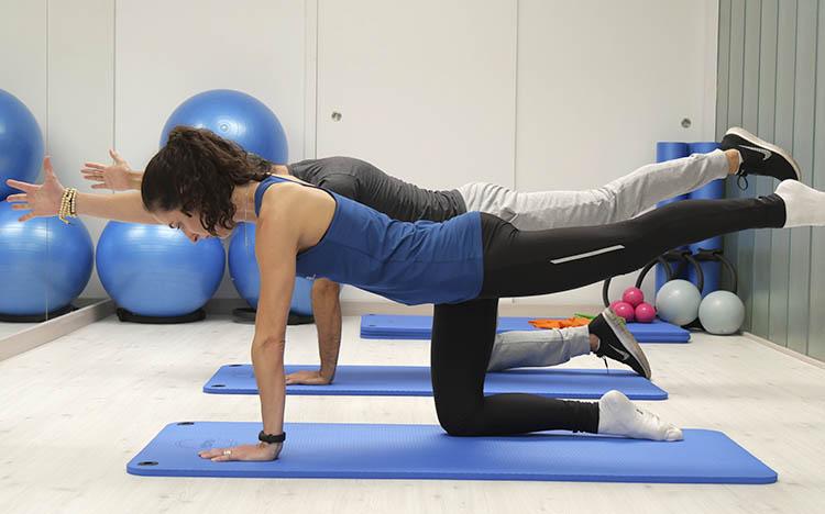 haz ejercicio mientras aprendes a mejorar tu postura corporal en madrid
