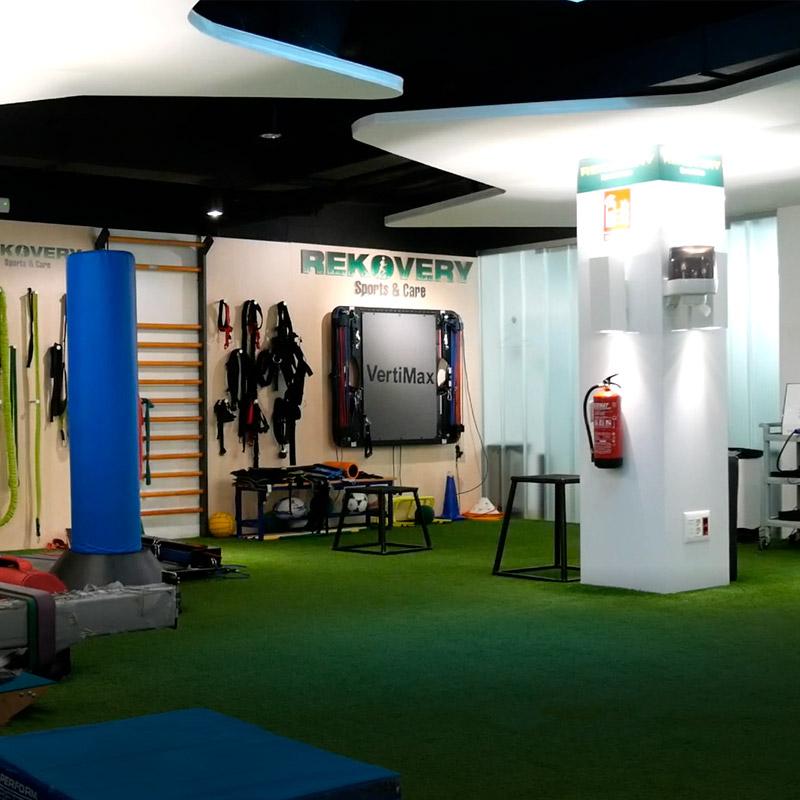 Amplias instalaciones y mejores fisioterapeutas en el centro de Madrid