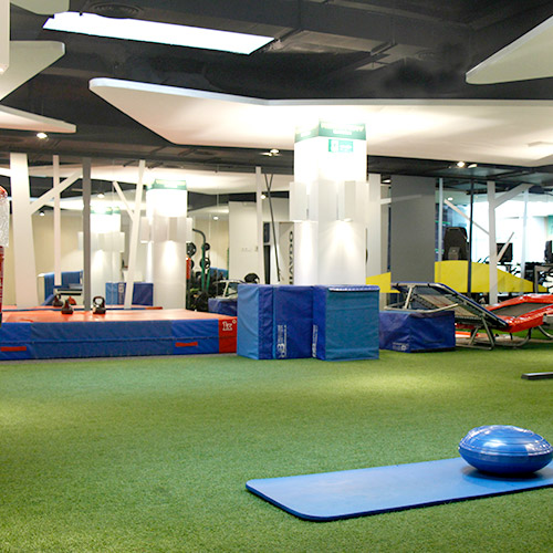 600m2 de instalaciones para tu recuperacion de fisioterapia