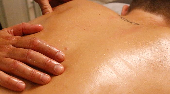fisioterapia dolor de espalda aplastamiento dorsal cervical