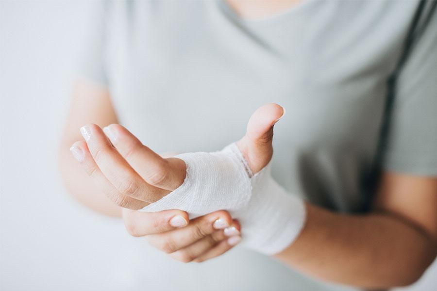 tipos-de-vendaje-dependiendo-de-la-zona-y-la-lesión