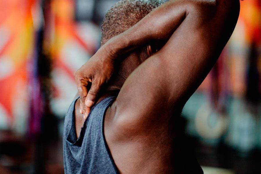Síntomas de la disquenia escapular