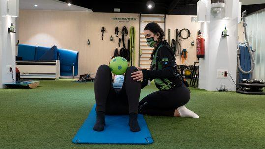 Fisioterapia para tratar el dolor crónico