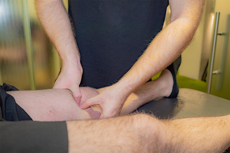 Técnicas de fisioterapia para la rotura de menisco